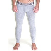 Core Long Johns- Grey