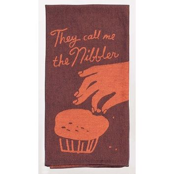 They Call Me The Nibbler Dish Towel