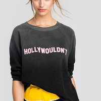 Hollywouldn't Sommers Sweater