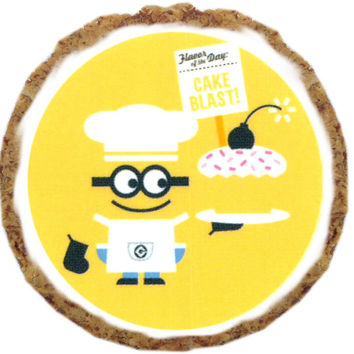 Minions Flavor of the Day Dog Treats - 12 Pack