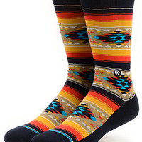 Stance Owens Tan Tribal Crew Socks
