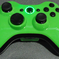 Custom New Xbox 360 Wireless Controller  Glossy by InnovativeGamer
