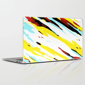 Trippy Panda 8 Laptop & iPad Skin by HappyMelvin Graphicus