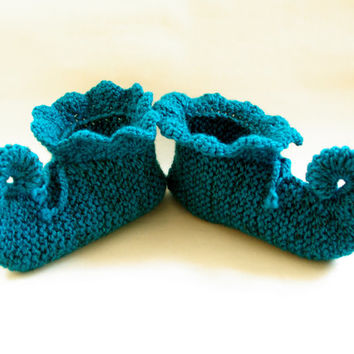 curly toe slippers, pixie slippers, elf slippers, jester slippers, genie slippers, elfin slippers, Winter fashion, ready to ship, UK shop