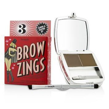 Benefit Brow Zings (Total Taming & Shaping Kit For Brows) - #3 (Medium) Make Up