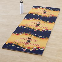 TOP Dance Ballroom Yoga Mat