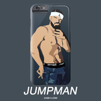 Drake Jumpman Jordan Illustration IPhone / Galaxy Case
