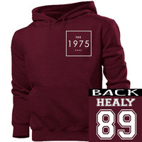 The 1975 Matt Healy 89 hoodie unisex adults size s-4xl