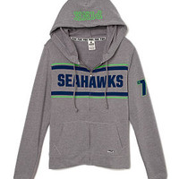 Seattle Seahawks Perfect Full-Zip - PINK - Victoria's Secret