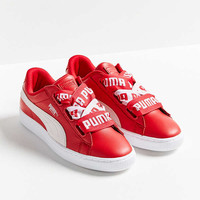 Puma Basket Heart DE Leather Sneaker | Urban Outfitters