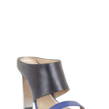 BCBG Limber Color-blocked Mule