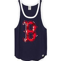 Boston Red Sox Bling Tank - PINK - Victoria's Secret