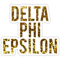 DPhiE Gold Glitter by rosiestelling
