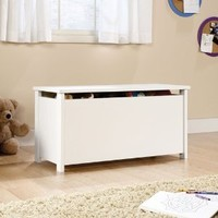 Sauder Beginnings Toy Chest, Soft White by Sauder