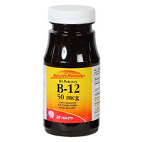 Bulk Nature's Measure B-12, 30 ct. at DollarTree.com