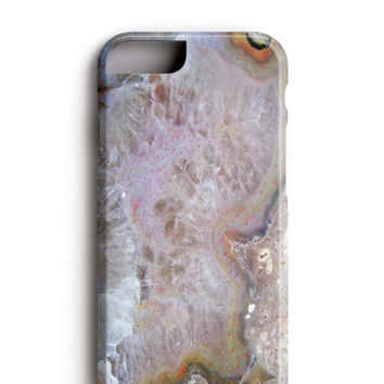 Speckled Crystal Agate iPhone 6 Case