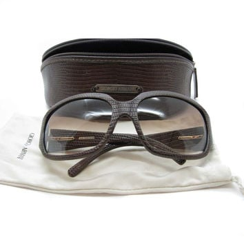 GIORGIO ARMANI, vintage sunglasses, limited series