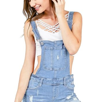 Clear Skies Shortalls