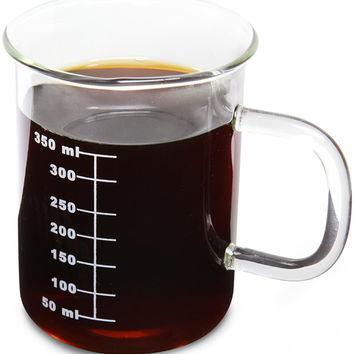 Laboratory Beaker Mug - 350 ml