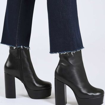 HOT-STUFF Platform Boots - Shoes