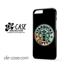 Starbucks Coffe Beach DEAL-10085 Apple Phonecase Cover For Iphone 6 / 6S