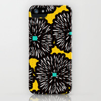 Indigo iPhone Case by Simi Design