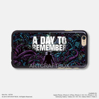 A Day To Remember iPhone 6 6Plus case iPhone 5s case iPhone 5C case iPhone 4 4S case Samsung galaxy Note 2 Note 3 Note 4 S3 S4 S5 case 784