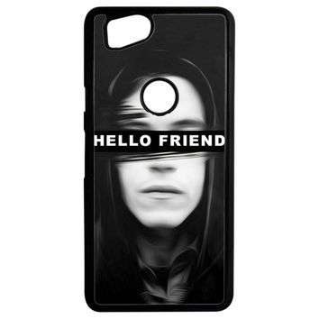 Mr Robot Hello Friends Google Pixel 2 Case