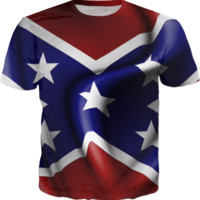 Rebel flag shirt...
