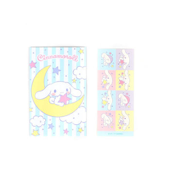Cinnamoroll Money Enclosure Set: Moon and Stars