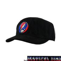 Grateful Dead - Steal Your Face Army Cap