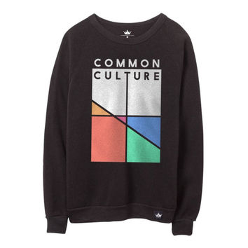 COMMON CULTURE CREWNECK | Apparel | Common Culture Store