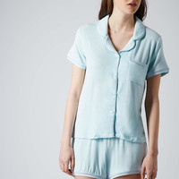 Piped Jersey PJ Set