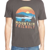 Project Social T 'Mountain Friendly' Graphic Crewneck T-Shirt | Nordstrom
