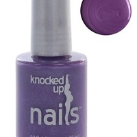 Maternity Safe Nail Polish – Nail for Pregnancy – Shimmery Purple : Knocked Up Nails