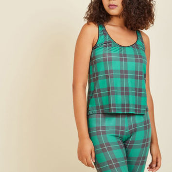 Put Yourself at Zzz's Sleep Top | Mod Retro Vintage Underwear | ModCloth.com