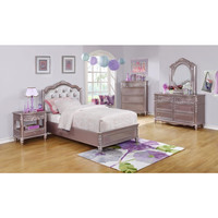 Caroline Collection Twin Bed by Coaster