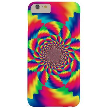 Psychedelic Fractal Pattern iPhone 6 Plus Case