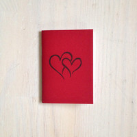 Small Notebook: Valentines, Hearts, Love, Kids, Red, Gift, Cute, Valentine's Day, For Her, For Him, Mini Journal, Small Notebook, Unique