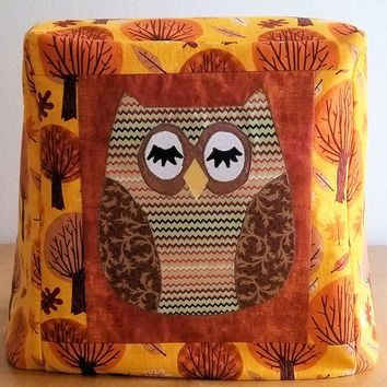 Kitchenaid Mixer Cover -  Owl