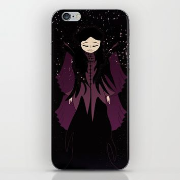 Princess of stars iPhone & iPod Skin by VanessaGF