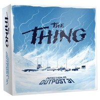 The Thing Infection at Outpost 31 Multiplayer Fast Paced Board Game USAopoly USOST051524 - Walmart.com