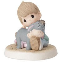 Precious Moments® A Hug Is No Bother Eeyore Figurine