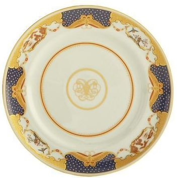 MOTTAHEDEH Golden Butterfly Dinnerware Collection