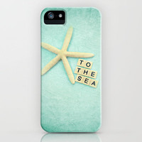 to the sea iPhone Case by Sylvia Cook Photography | Society6