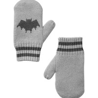 Gap Junk Food Batman Mittens