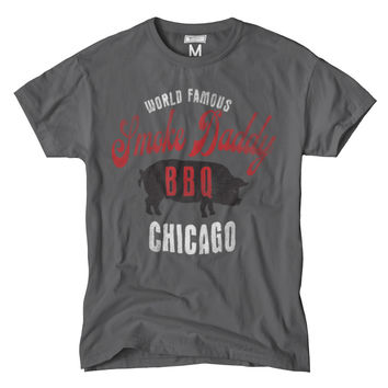 Smoke Daddy BBQ Chicago T-Shirt
