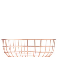 Wire Grid Bowl