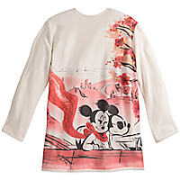 Mickey and Minnie Mouse Cardigan for Women - Disney Boutique