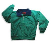 Red Ledge - Boys Long Sleeve Wahoo Jacket, Spruce Green